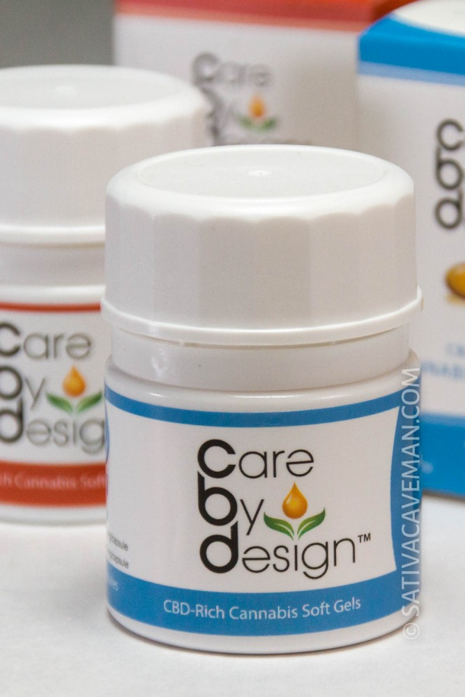 Care By Design Soft Gels – 18:1