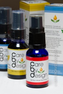 Care By Design Tincture Spray – 1:1