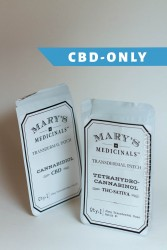 Mary's Medicinal Patches – CBD-only