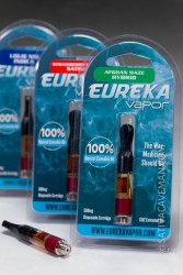 Eureka Vape Cartridge